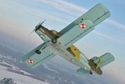 0852 - Poland - Air Force Antonov An-2 aircraft