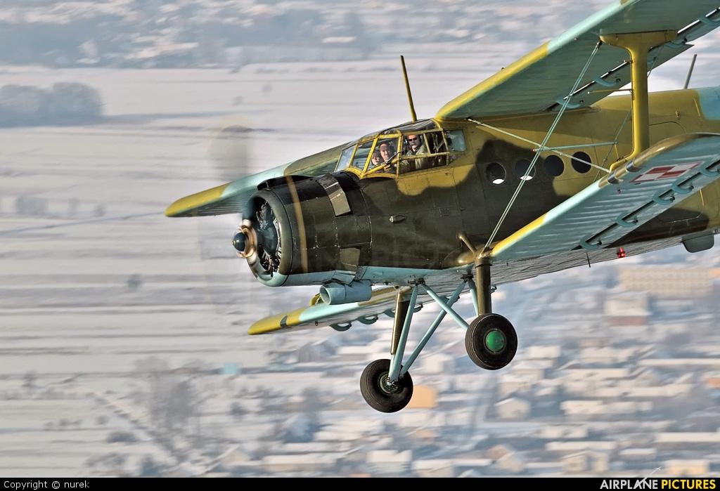 Poland - Air Force 0852 aircraft at In Flight - Poland