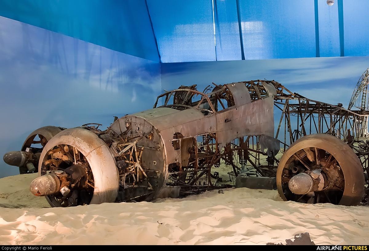 Italy - Air Force MM23881 aircraft at Milan -  Volandia Aviation Museum