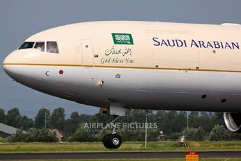HZ-ANC - Saudi Arabian Cargo McDonnell Douglas MD-11F