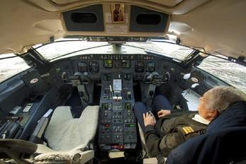 4L-TGG - Georgian Airways Canadair CL-600 CRJ-200