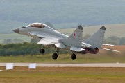 747 - Russia - Air Force Mikoyan-Gurevich MiG-29M2 aircraft