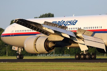 9M-MRB - Malaysia Airlines Boeing 777-200ER