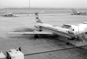 HA-LBF - Malev Tupolev Tu-134 aircraft