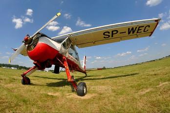 SP-WEC - Aeroklub Polski PZL 104 Wilga 35A