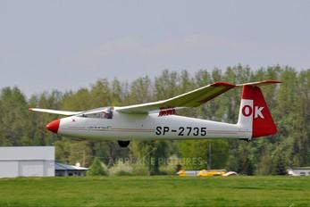 SP-2735 - Aeroklub Radomski PZL SZD-30 Pirat