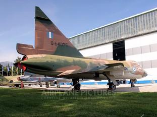 54035 - Greece - Hellenic Air Force Convair TF-102A Delta Dagger