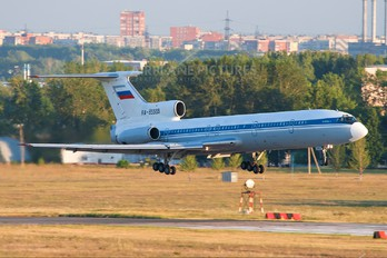 RA-85559 - Russia - Air Force Tupolev Tu-154B