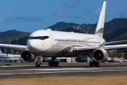 P4-MES - Private Boeing 767-300ER aircraft