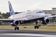 N566JB - JetBlue Airways Airbus A320 aircraft