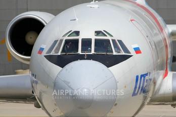 RA-85057 - UTair Tupolev Tu-154M