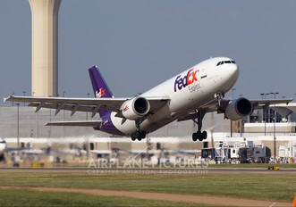 N675FE - FedEx Federal Express Airbus A300