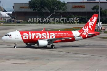 9M-AQQ - AirAsia (Malaysia) Airbus A320