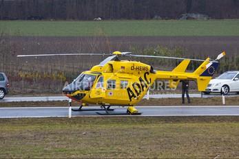 D-HEMS - ADAC Luftrettung Eurocopter BK117