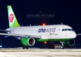 VP-BTN - S7 Airlines Airbus A319