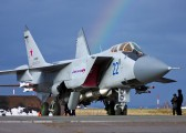 22 - Russia - Air Force Mikoyan-Gurevich MiG-31 (all models) aircraft