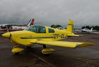 OY-CLJ - Private Grumman American AA-1B Trainer