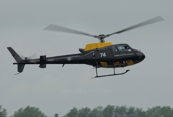 ZJ274 - Royal Air Force Aerospatiale AS350 Squirrel HT.1 & 2