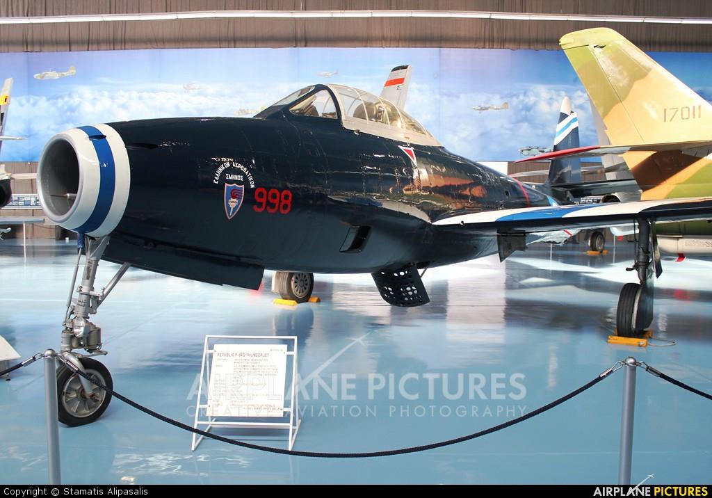 Greece - Hellenic Air Force 110822 aircraft at Tatoi