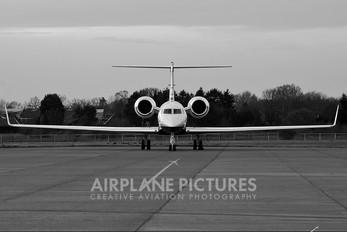N53M - Private Gulfstream Aerospace G-V, G-V-SP, G500, G550