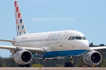 9A-CTH - Croatia Airlines Airbus A319
