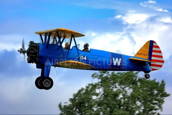N4712V - Private Boeing Stearman, Kaydet (all models)