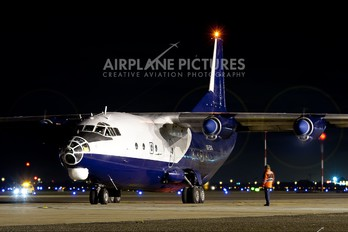 UR-BXK - Cavok Air Antonov An-12 (all models)
