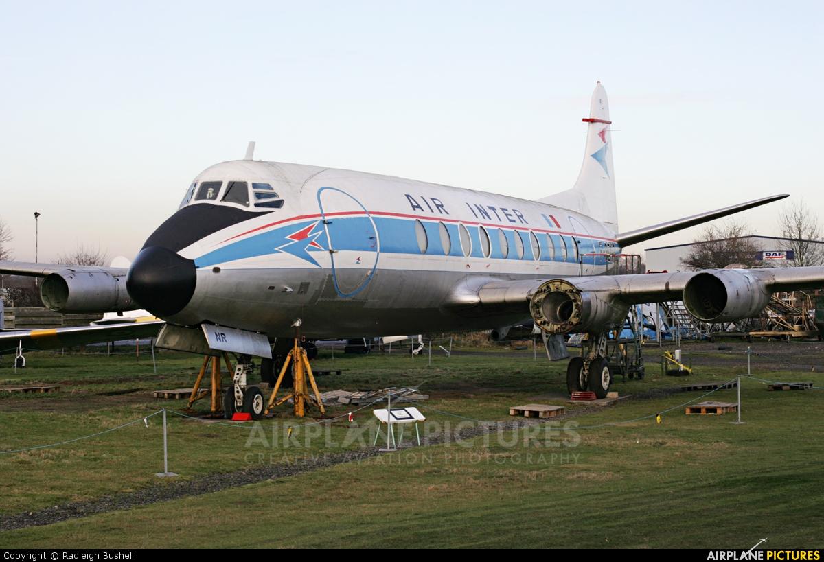 Air Inter F-BGNR aircraft at Coventry