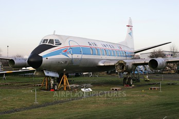 F-BGNR - Air Inter Vickers Viscount