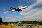 N661DN - Delta Air Lines Boeing 757-200 aircraft