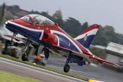 "XX278 - Royal Air Force ""Red Arrows"" British Aerospace Hawk T.1/ 1A aircraft"