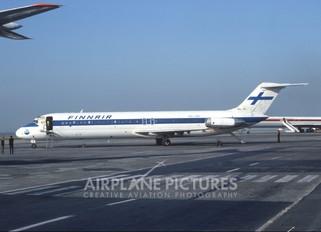 OH-LNC - Finnair Douglas DC-9