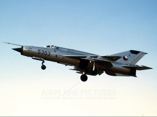 5303 - Czech - Air Force Mikoyan-Gurevich MiG-21MF