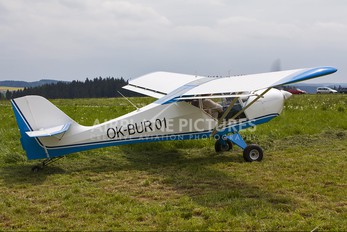 OK-BUR01 - Private Aeropro Fox 3K