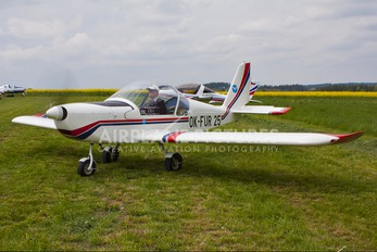 OK-FUR25 - Private Evektor-Aerotechnik EV-97 Eurostar