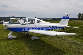 OK-GUU04 - Private Tecnam P96 Golf