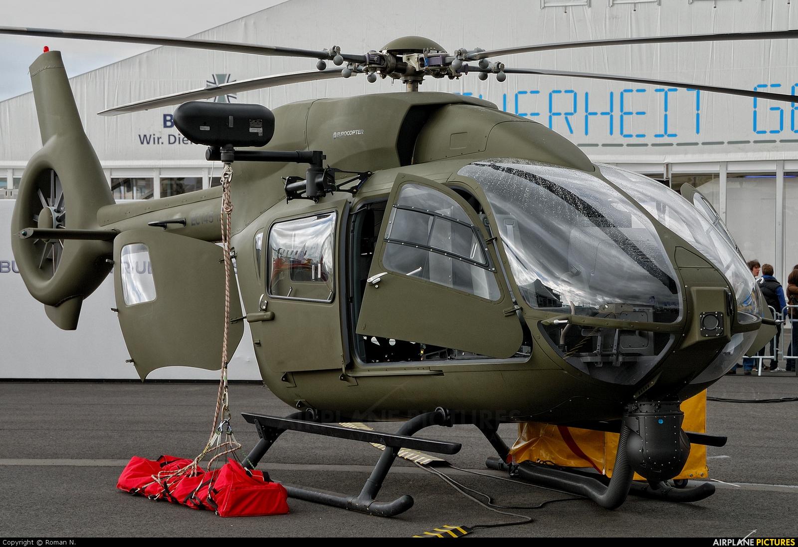 eurocopter eurocopter ec145 at berlin schönefeld photo id 257656
