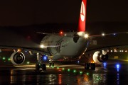 TC-JNG - Turkish Airlines Airbus A330-200 aircraft