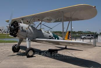 NC67412 - Waldo Wright's Flying Service Boeing Stearman, Kaydet (all models)