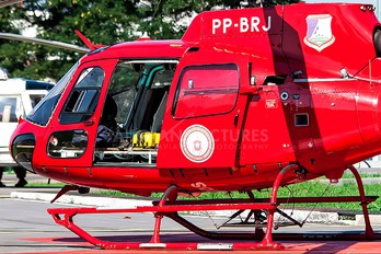 PP-BRJ - Brazil - Government Aerospatiale AS350 Ecureuil / Squirrel