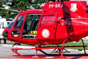 PP-BRJ - Brazil - Government Aerospatiale AS350 Ecureuil / Squirrel aircraft