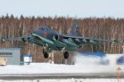 02 - Russia - Air Force Sukhoi Su-25SM aircraft