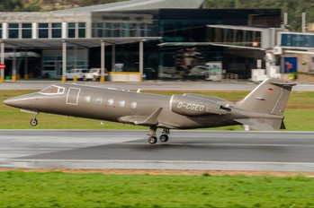 D-CGEO - Private Learjet 60