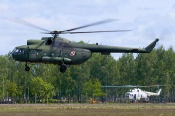 653 - Poland - Air Force Mil Mi-8T