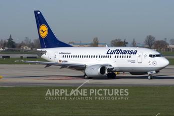 D-ABIM - Lufthansa Boeing 737-500