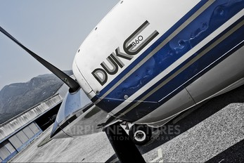 D-INAZ - Private Beechcraft 60 Duke