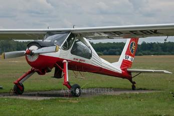 SP-EBK - Aeroklub Polski PZL 104 Wilga