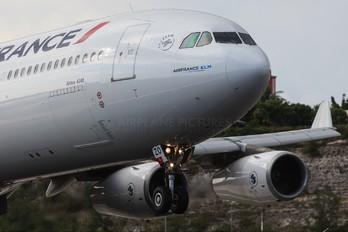F-GLZO - Air France Airbus A340-300