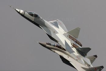 52 - Sukhoi Design Bureau Sukhoi T-50