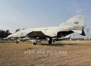 68-0481 - Greece - Hellenic Air Force McDonnell Douglas F-4E Phantom II